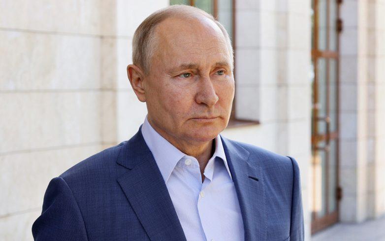 Путин сообщил о результатах своей вакцинации