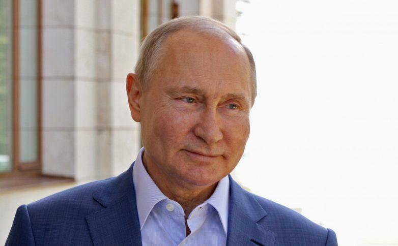 Путин заявил о поимке причастных к громким убийствам