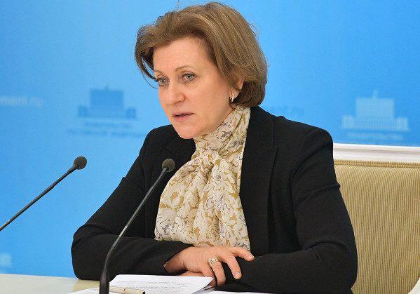 Попова призвала привить от коронавируса всех россиян