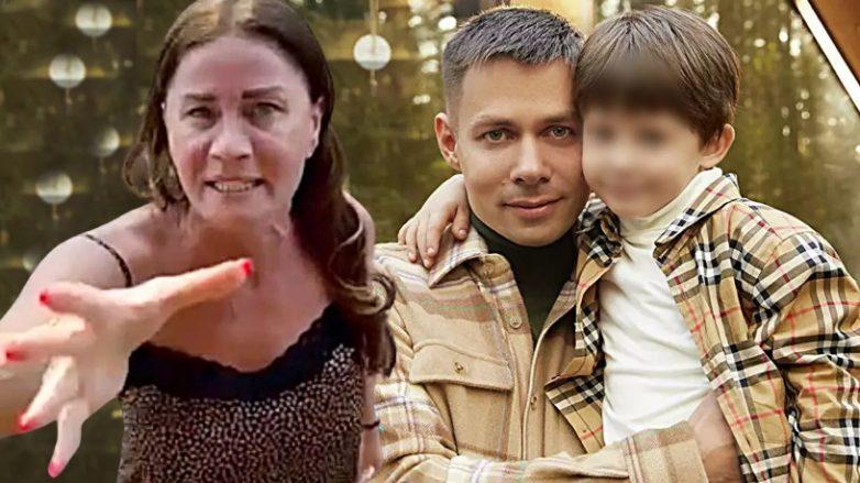 7-летнего сына Стаса Пьехи избила жена футбольного судьи