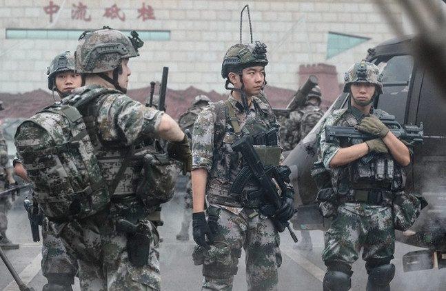 Прибытие китайских военных в Россию стало сенсацией на Западе