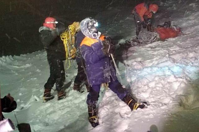 5 альпинистов-любителей погибли при восхождении на Эльбрус