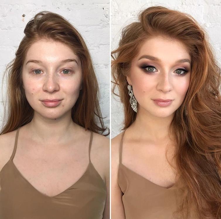 фото до и после в мире моды планировали