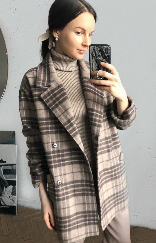 Стильное короткие пальто. 100 новых идей