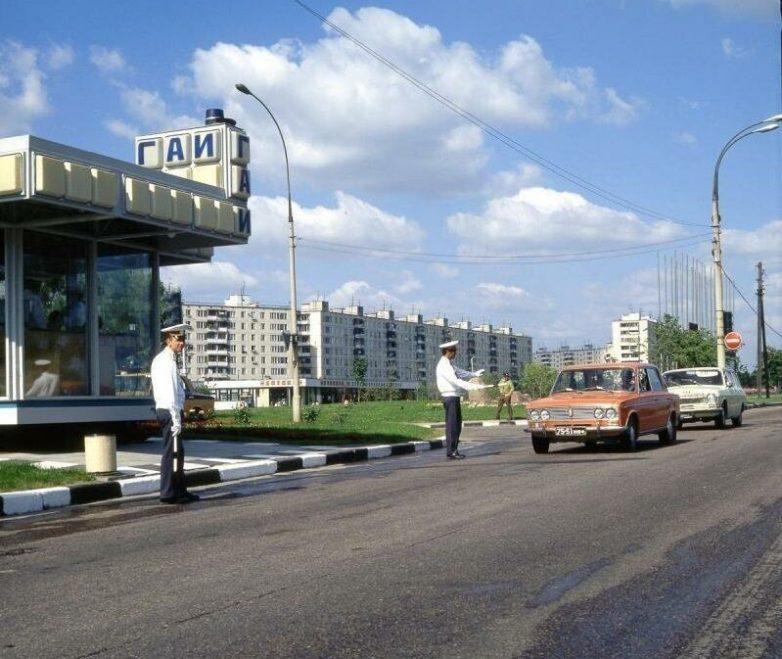 Атмосферные фотографии из СССР