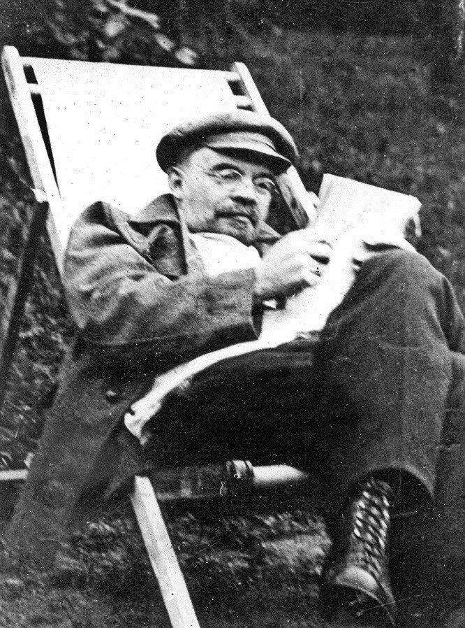 Необычные фото советских вождей