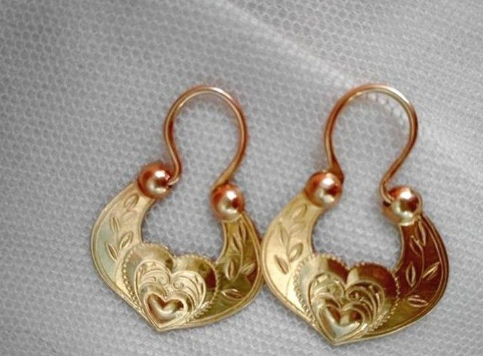 Превосходят  ли что золотые украшения из СССР по качеству современные?