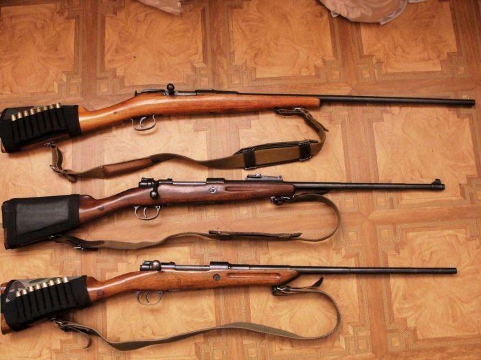 Странная винтовка Шурика из «Операции Ы»