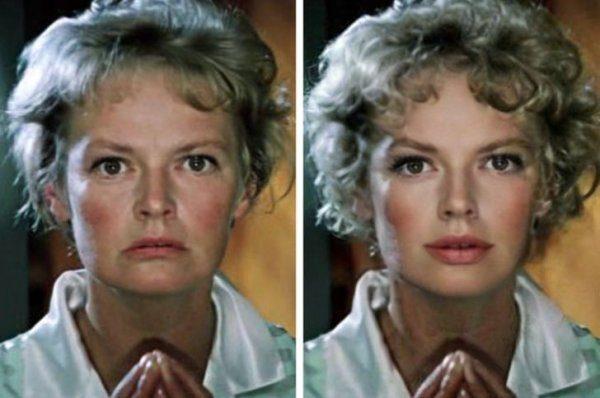 Как выглядели бы знаменитые советские актрисы, если бы их снимали в наши дни