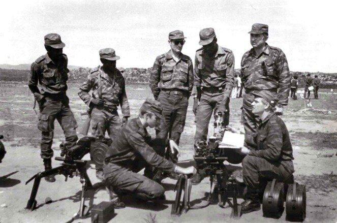 Как Советский Союз воевал в Анголе