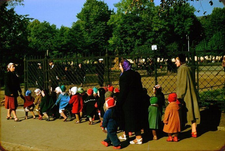 Наше любимое советское детство