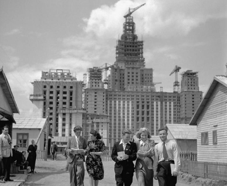 Эмоциональные моменты советской эпохи