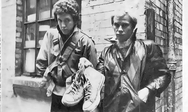 Контрабанда советских спортсменов