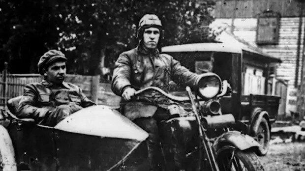 Советские байкеры. Как это было