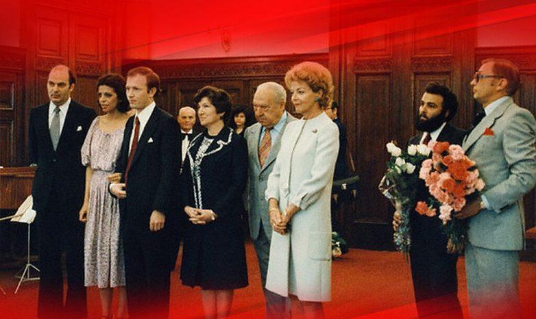 Как КГБ организовал свадьбу одной из богатейших женщин мира и простого советского служащего