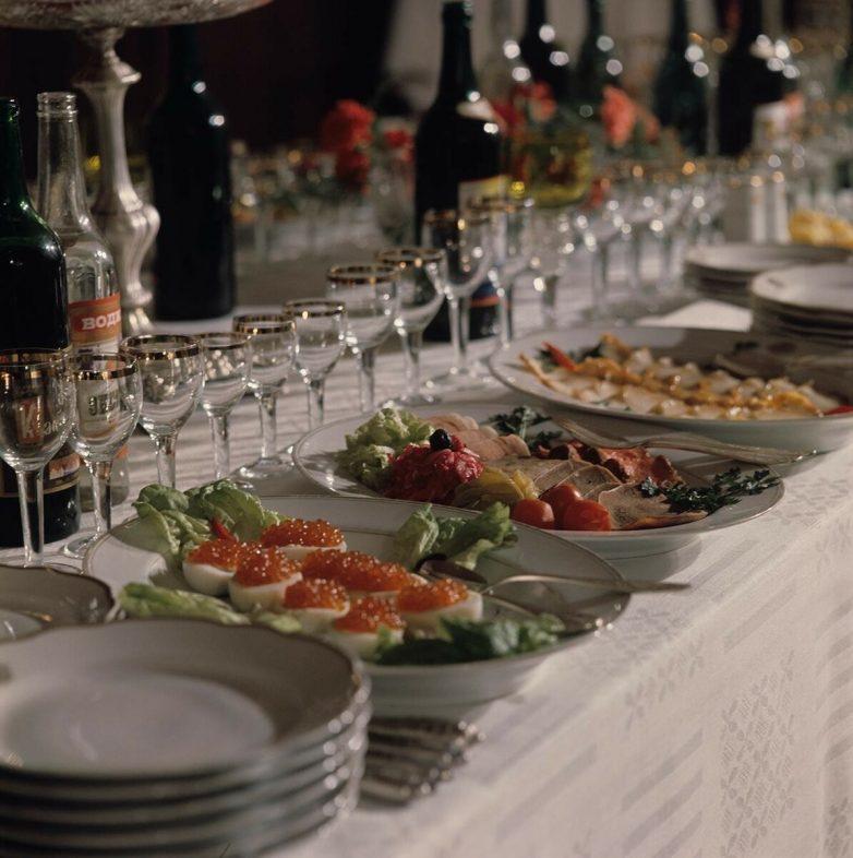 Что стоило дороже всего в ресторане Советского Союза?