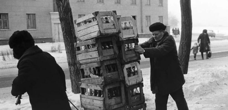 Что в Советском Союзе можно было получить за собранный мусор