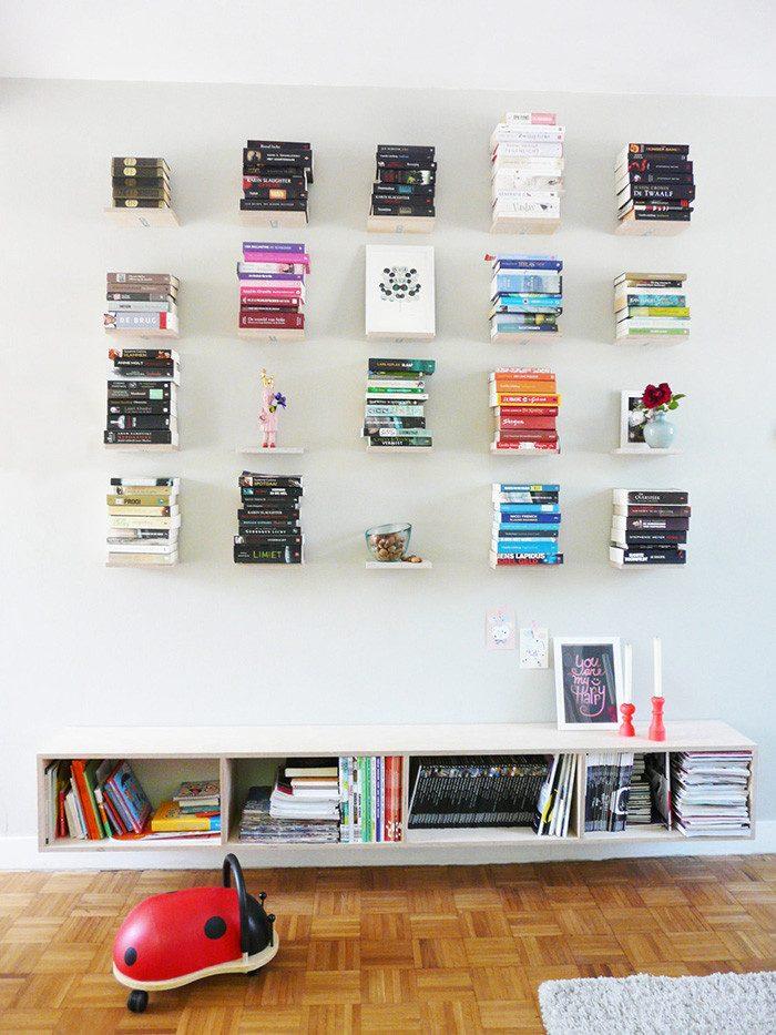 88f05a89e9 Самые необыкновенные книжные полки | Роскошь и уют Фото