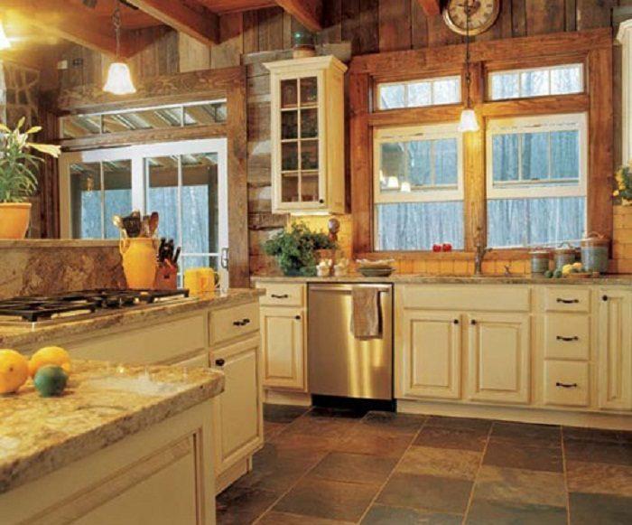 55c821b0df Подбираем цвета для кухонных шкафов Фото