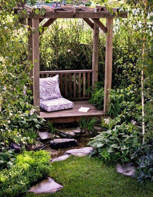 Идеи для украшения вашего сада