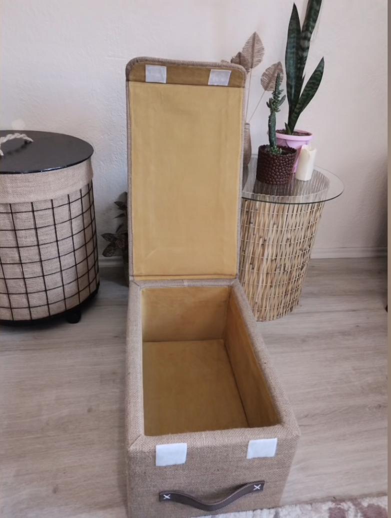 Преображение овощного ящика
