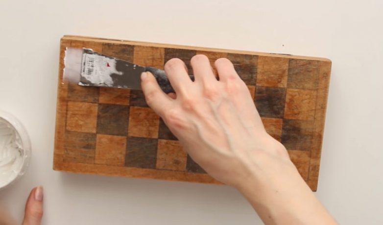 Полезная переделка шахматной доски