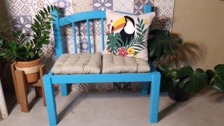 Идея утилизации старой мебели