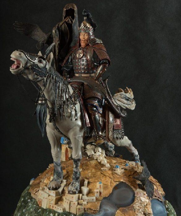Уральские 3D-статуэтки