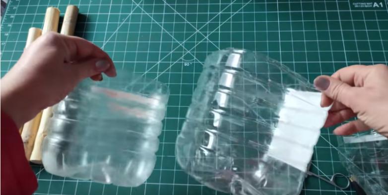 Оригинальное применение 5-литровых бутылок