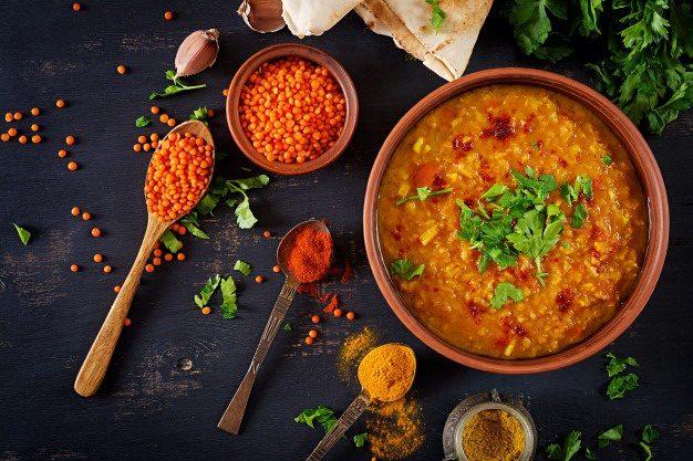 5 осенних согревающих супов