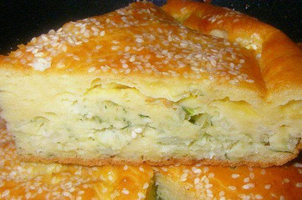 4 рецепта овощных пирогов с капустой на любой вкус