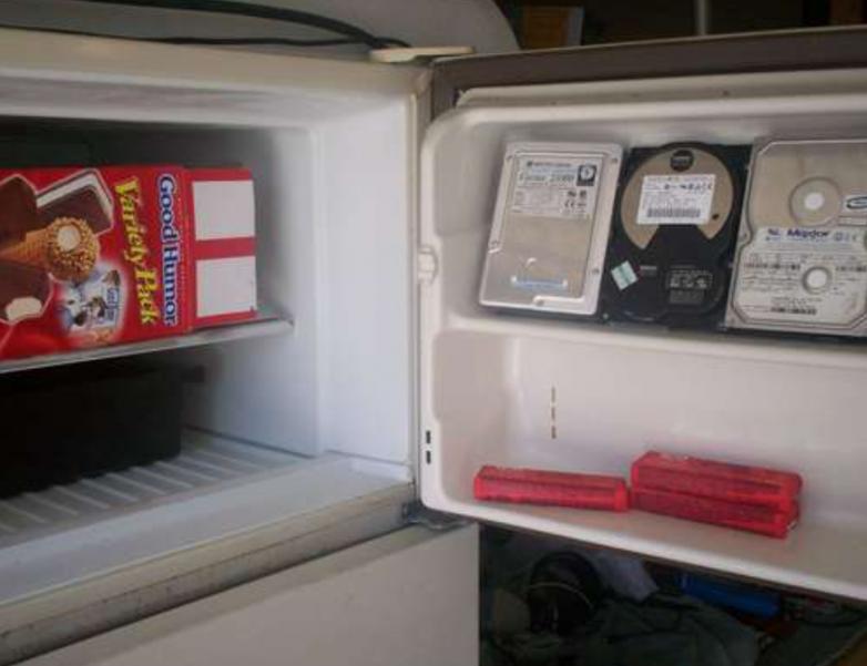 Предметы, которые стоит поместить в морозилку