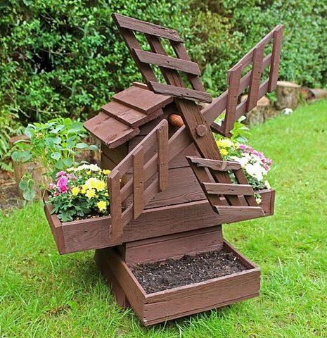 Как сделать сад неповторимым