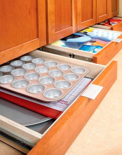 Идеи для хранения вещей в вашем доме