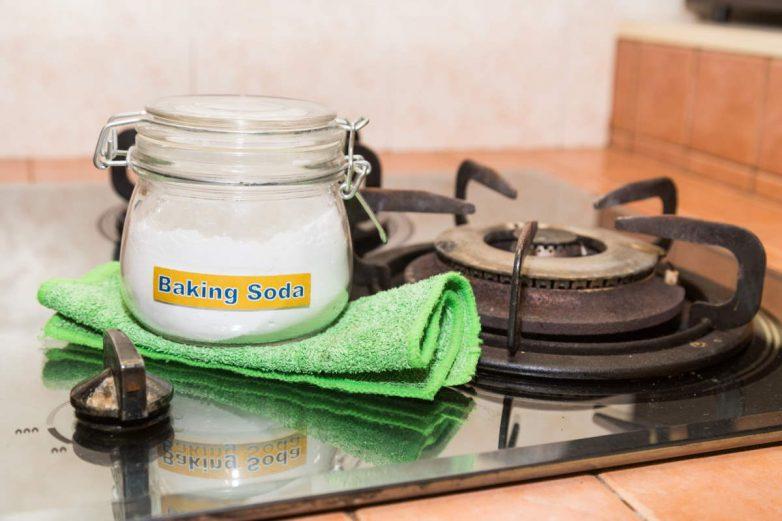 Применение пищевой соды в быту