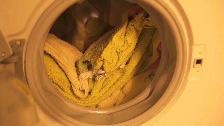 Что делать  если бельё или полотенца неприятно пахнут после стирки
