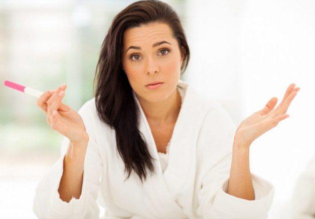 В каких случаях женщина может не заметить беременность?