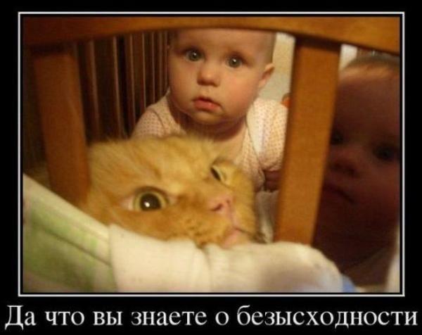 Прикольные картинки про детей