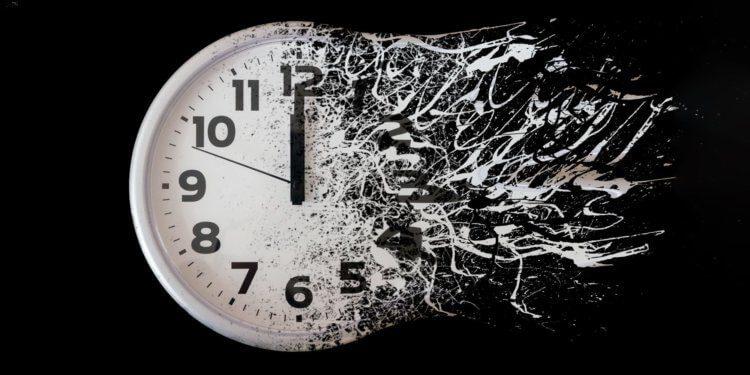 Новая квантовая теория времени в двух словах