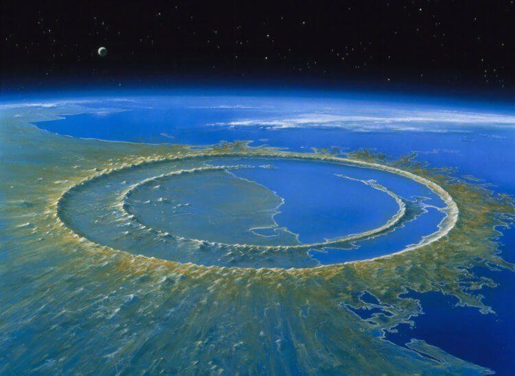 Астероид или комета? Учёные — о Чиксулубе, уничтожившем динозавров