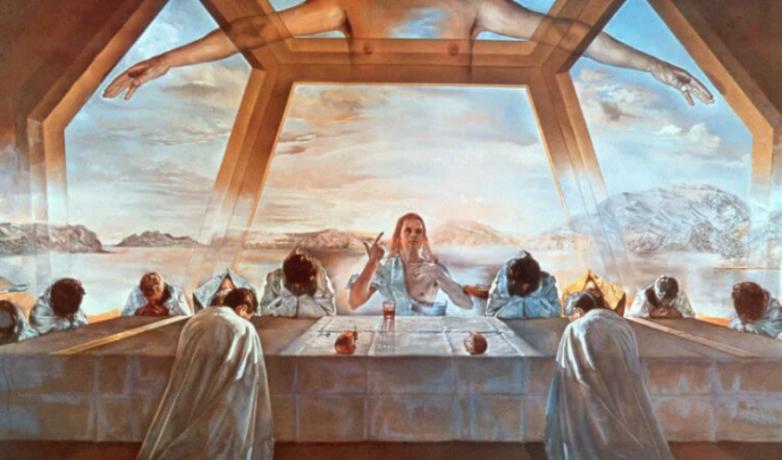 Код Дали: какая наука скрывается на картинах художника