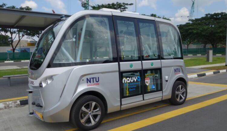 Грёзы о будущем: когда в России появится автономный транспорт?