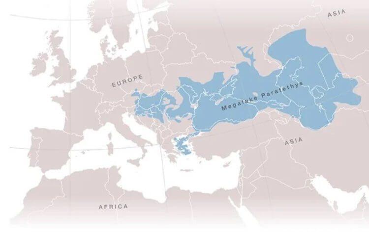 Как исчезло древнее море Паратетис?
