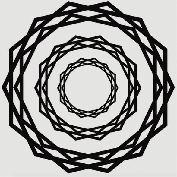 Оптическая иллюзия нового типа, которая просто ломает мозг