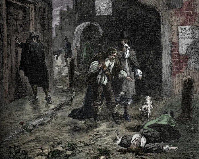 Самые чудовищные эпидемии в истории человечества