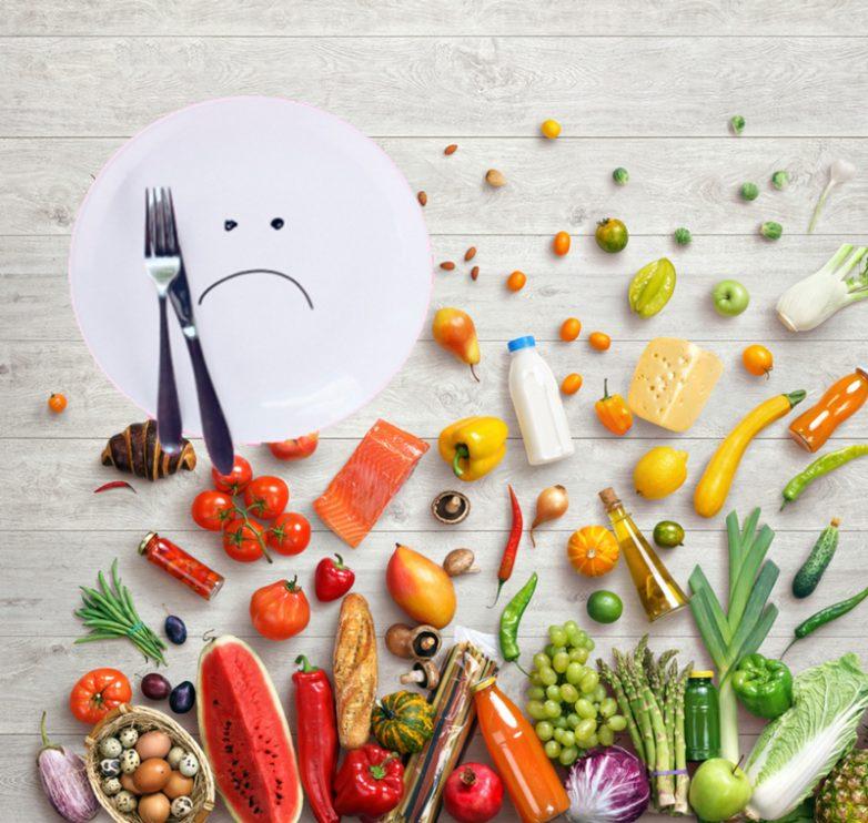 Диета, которая поможет выявить продукты, от которых вы болеете