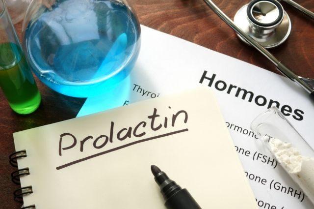 Чем опасен повышенный уровень пролактина