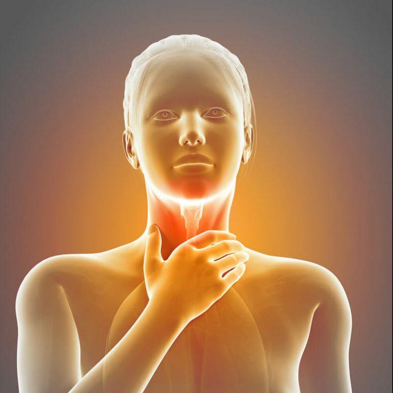 Причины и лечение кома в горле