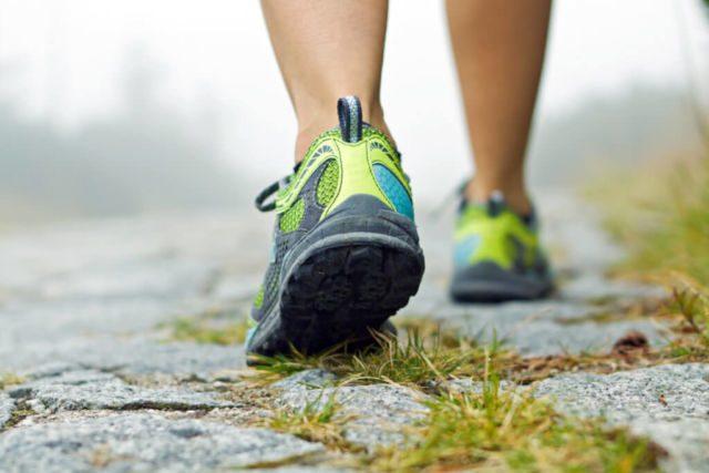 Сколько шагов в день необходимо проходить для отличной физической формы