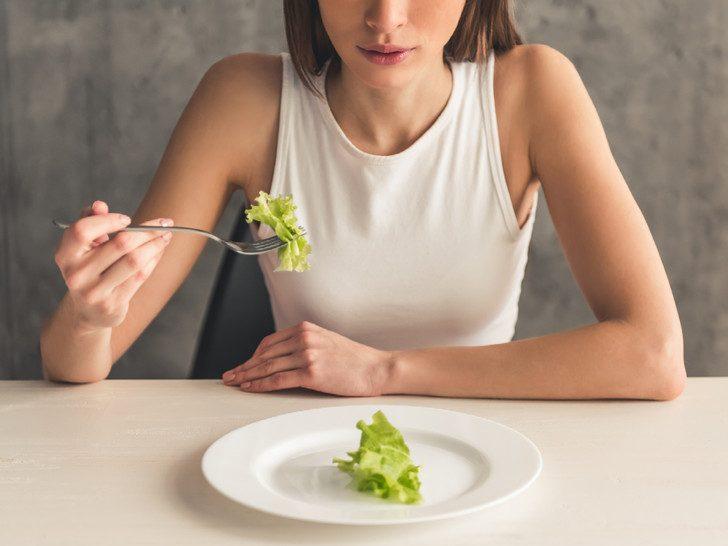 Признаки того, что у вас расстройство пищевого поведения